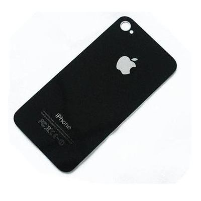 4G Backcover - Akkufachdeckel Black