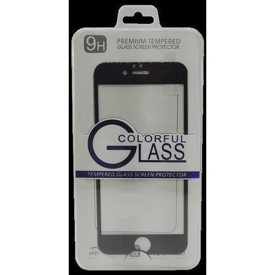 6G Plus 3D Glassfolie 9H - Screen protector Gold