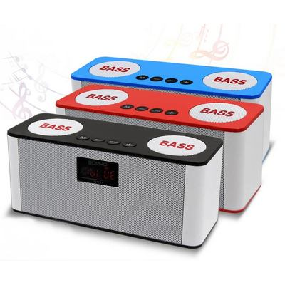 S321 Portable Bluetooth Speaker Box - Lautsprecher