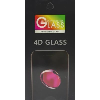 7G Plus / 6G Plus 4D Glassfolie 9H - Screen protector Gold